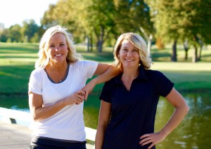 Wendy Gray and Cassie Barkett, founders of Bar Gray