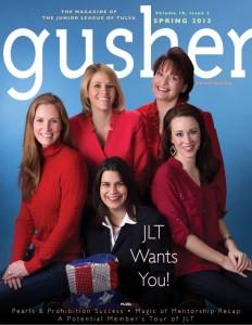 gusher spring 2013