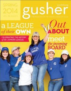 gusher spring 2014