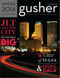 gusher winter 2014